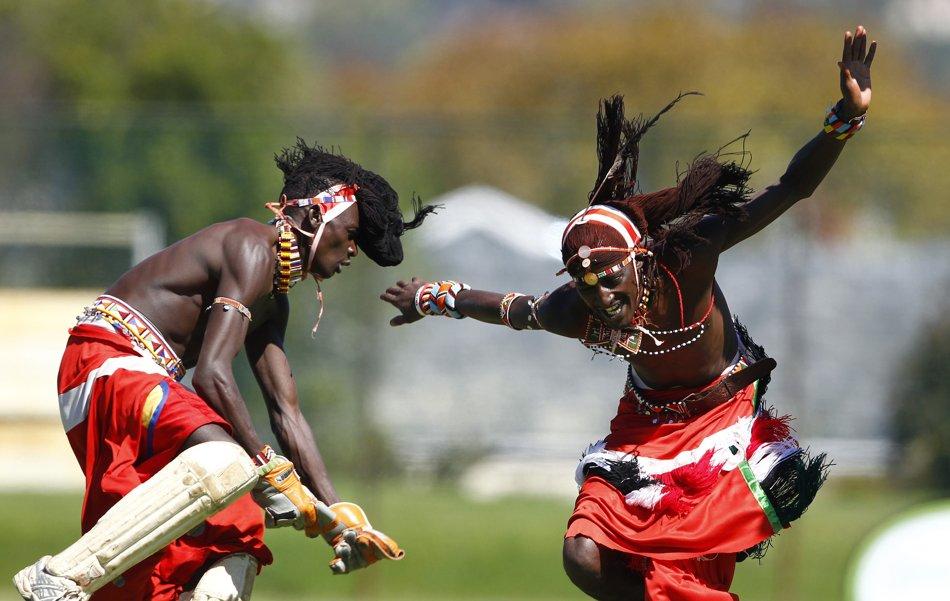 © The Maasai Cricket Warriors