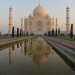 Agra-Taj Mahal