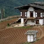 Traditional Bhutanese House